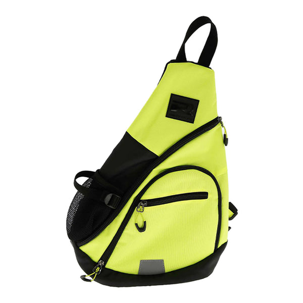 RICHA SINGLE PAD BAG - FLU YELLOW