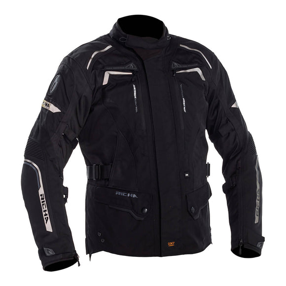 RICHA INFINITY 2 JACKET BLK 12XL