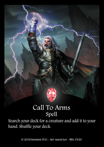 Call To Arms (Foil)