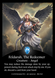Feldarah, The Redeemer (Foil)