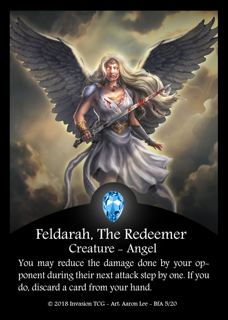 Feldarah, The Redeemer
