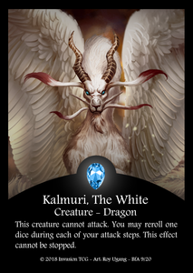 Kalmuri, The White