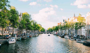 AMSTERDAM: FIRST CITY IN THE WORLD TO SUPPORT WWF'S PLASTIC SMART CITIES INITIATIVE