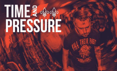 Five for Five with Travis & James of Time And Pressure