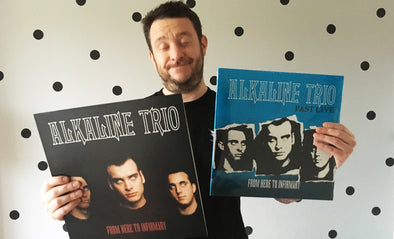 Why This Album Matters To Me : Alkaline Trio - From Here To Infirmary