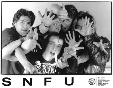 Interview With Marc Belke of SNFU