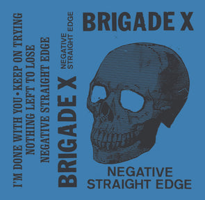 Negative Straight Edge : Cassette
