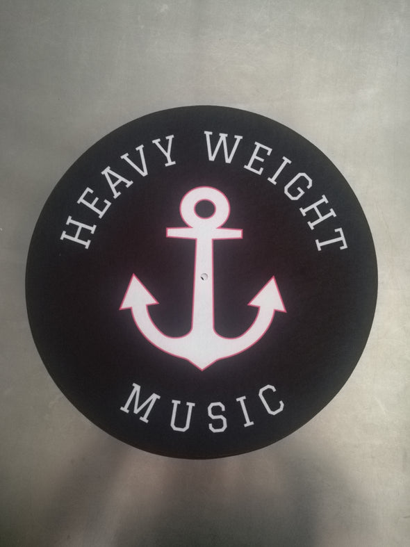 Heavy Weight Music Slipmat