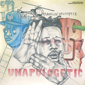 Unapologetic Art Rap : Vinyl Me Please Reissue