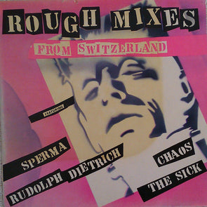 Rough Mixes From Switzerland : Coloured Vinyl