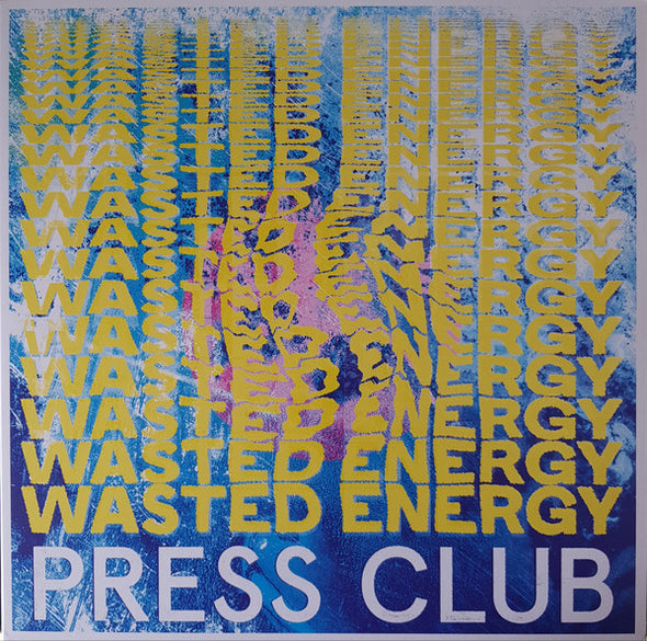 Wasted Energy : Coloured Vinyl