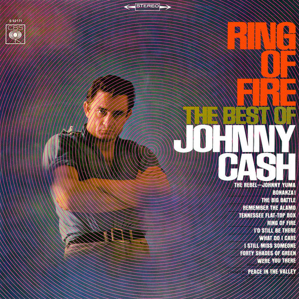 Ring Of Fire : The Best Of Johnny Cash