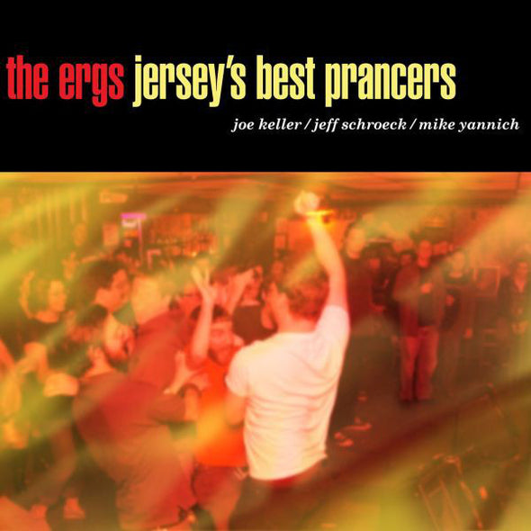 Jersey's Best Prancers : Orange Vinyl