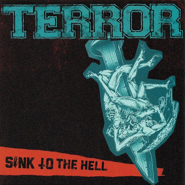 Sink To The Hell : Coloured Vinyl