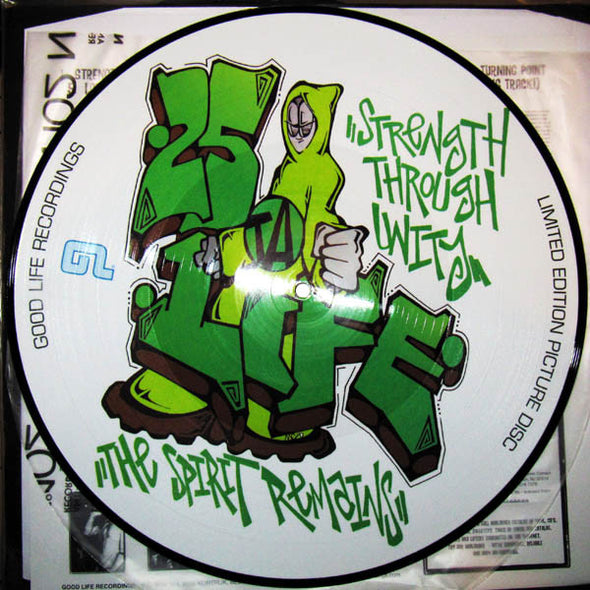 Strength Through Unity : Picture Disc