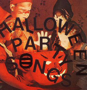 Halloween Party Songs : Clear Vinyl