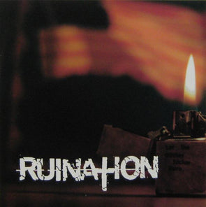 Ruination : Clear Shaped Vinyl