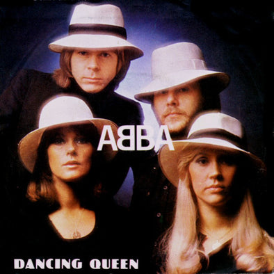 Dancing Queen : Italian Pressing