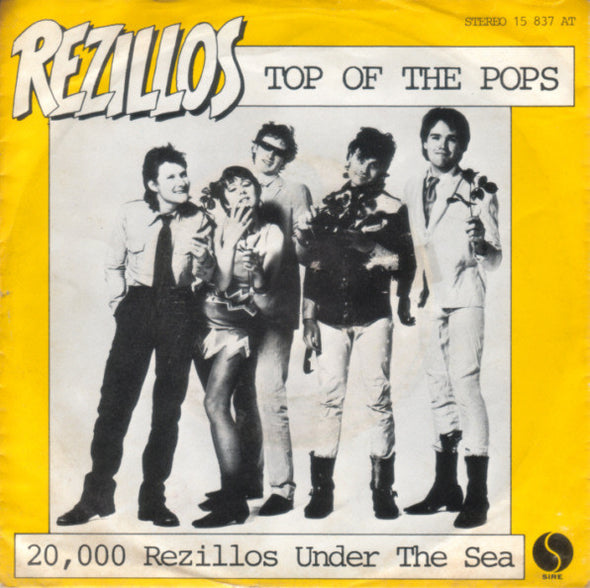 Top Of The Pops / 20,000 Rezillos Under The Sea