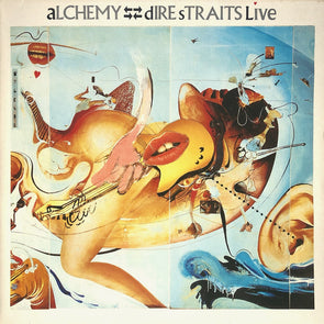 Alchemy : German Gatefold Pressing