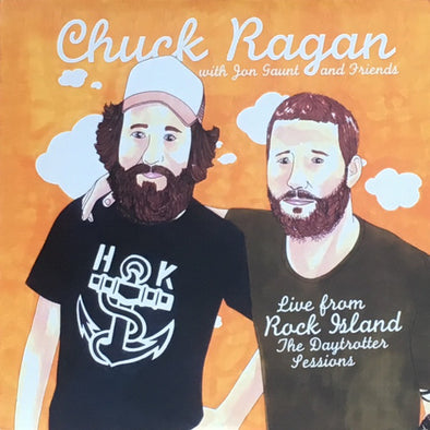 Live From Rock Island / The Daytrotter Sessions : Coloured Vinyl