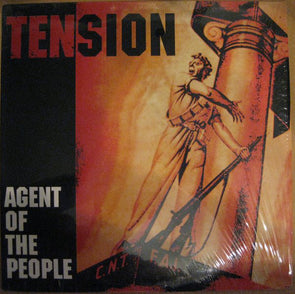 Agent Of The People : Coloured Vinyl