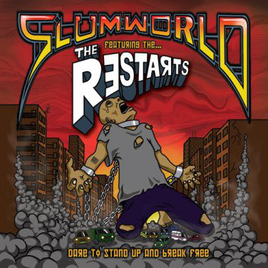 Slumworld : Coloured Vinyl