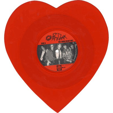 Eat Your Heart Out : Coloured Shaped Vinyl