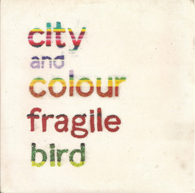 Fragile Bird : Gold Vinyl