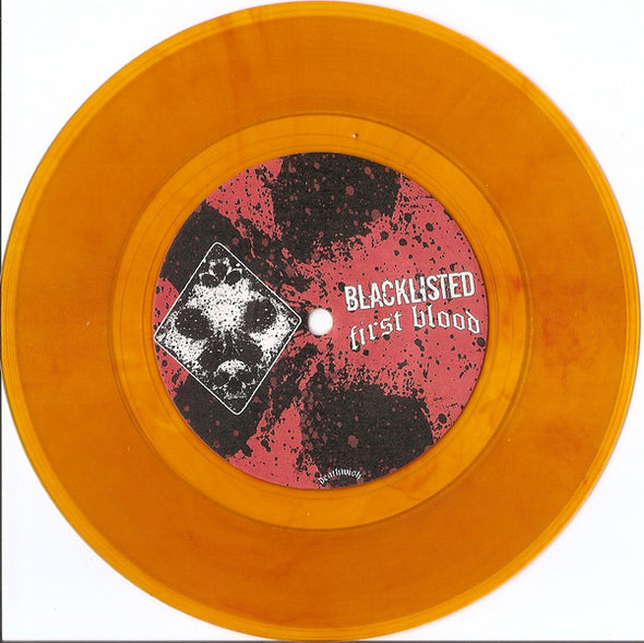 Blacklisted / First Blood : Coloured Vinyl