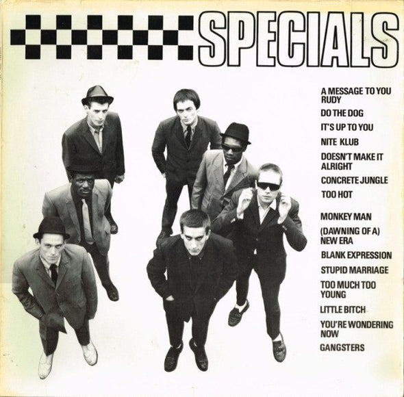 The Specials : German First Press