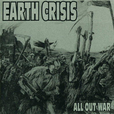 All Out War : Green Label