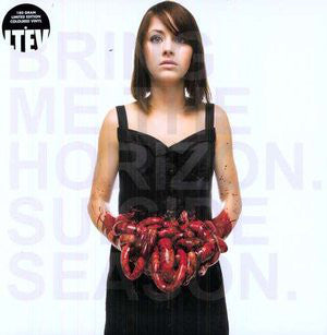 Suicide Season : Coloured Vinyl