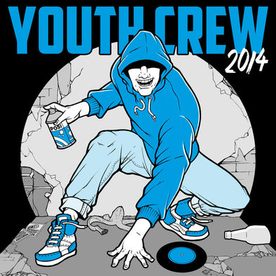 Youth Crew 2014 : Coloured Vinyl