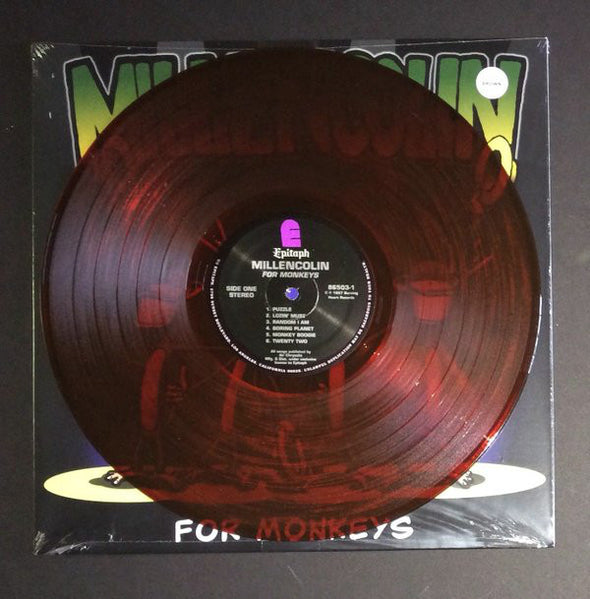 For Monkeys : Coloured Vinyl