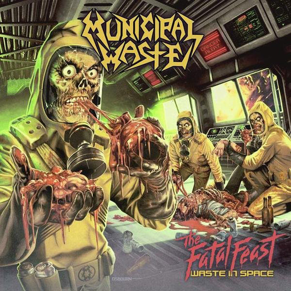 The Fatal Feast (Waste n Space) : Coloured Vinyl