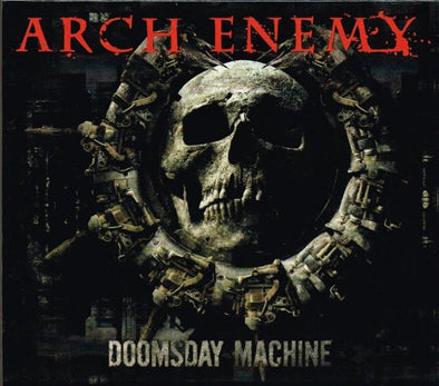 Doomsday Machine : CD/DVD
