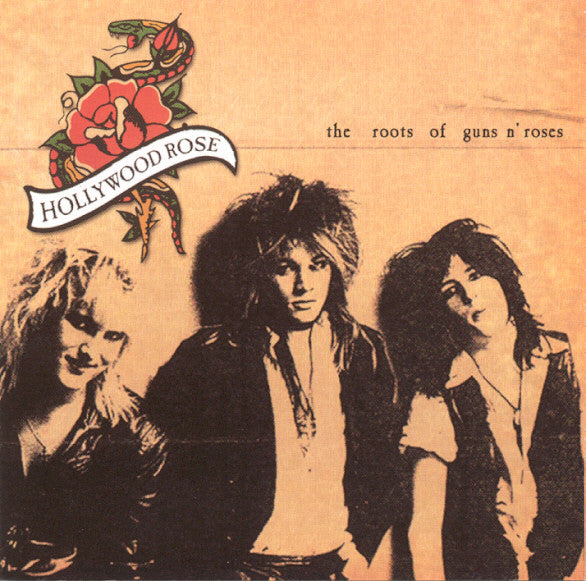 The Roots Of Guns N Roses : CD