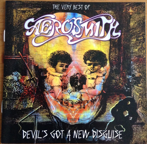 Devil's Got A New Disguise - Very Best Of Aerosmith : CD