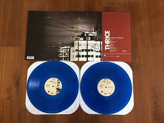 The Artist In The Ambulance : Coloured Vinyl
