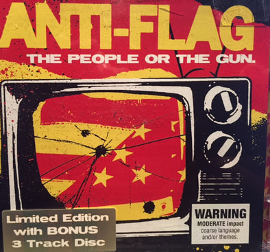 The People Or The Gun : Limited Edition CD