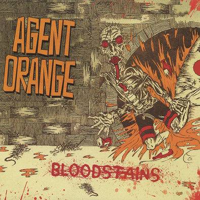 Bloodstains : Coloured Vinyl