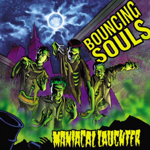 Maniacal Laughter : Coloured Vinyl