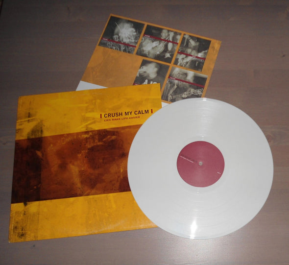 Lies Make Life Easier : White Vinyl