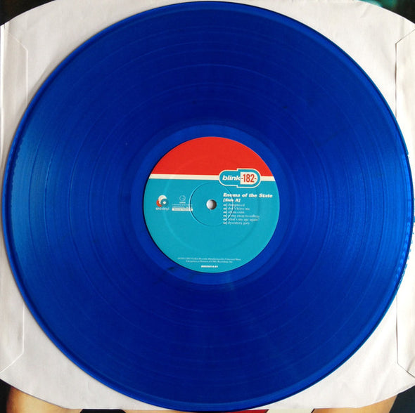 Enema Of The State : Translucent Blue Vinyl