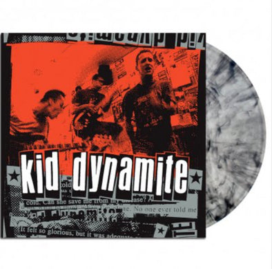 Kid Dynamite : Coloured Vinyl