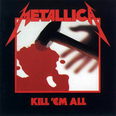 Kill Em All : CD