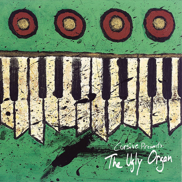 The Ugly Organ : Coloured Vinyl