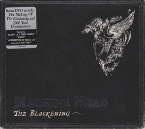 The Blackening : Limited Edition CD/DVD