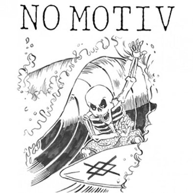 No Motiv : Coloured Vinyl